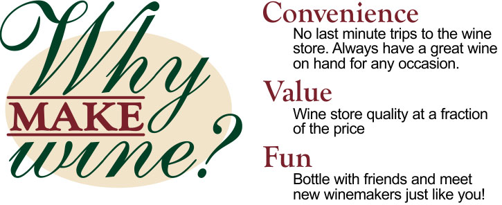 why make wine graphic