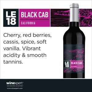 LE18 Black Cab